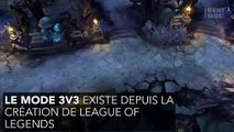 League of Legends : dites adieu au mode 3v3 de la forêt torturée