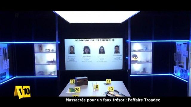 Indices 4x07 - MASSACRÉS POUR UN FAUX TRÉSOR