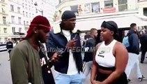 Cette ivoirienne dit qu'elle ne sortira jamais avec les hommes sans papiers en France. Ecoutez pourquoi !