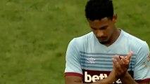 Le premier but de Sébastien Haller avec West Ham