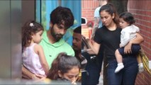 Shahid Kapoor Vs Sunny leone | Who is better in Parenting?