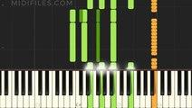 PIANO TUTO : TE BOTE / NIO GARCIA & CASPER MAGICO ft. DARELL
