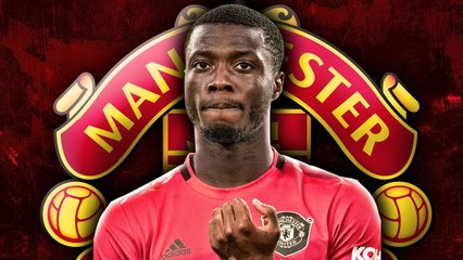 Manchester United Close To Confirming £70M Nicolas Pepe Signing!? | Transfer Talk