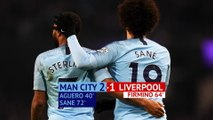 Last Time Out - Liverpool v Man City