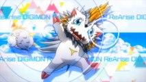 Digimon ReArise - Trailer d'annonce Europe