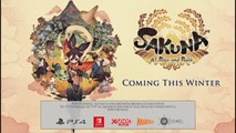 Sakuna: Of Rice and Ruin - Trailer d'annonce Europe