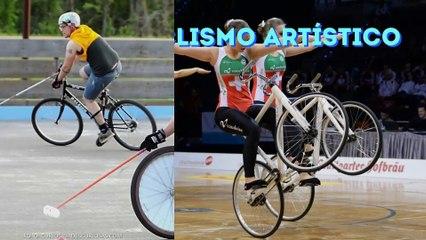 10 deportes relacionados con el ciclismo