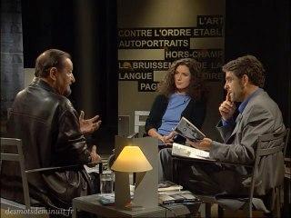 * Maurice Béjart et Raphaël Branche. Hans Silvester,  Kalmery So * Des mots de minuit #76