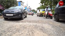 How potholes are turning Kochi roads into a nightmare for motorists
