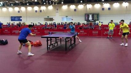 Fan Zhendong Forehand