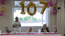 À 107 ans, elle révèle son secret de longévité : ne jamais s'être mariée