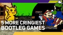 5 More Cringiest Bootleg Games