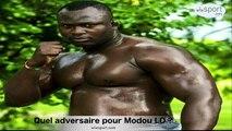 Quel adversaire pour Modou Lo ?