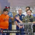 Bong Go takes over PNP briefing, reveals new conspiracy vs opposition