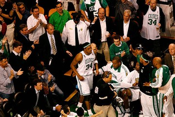 Paul Pierce Finally Reveals He Needed a Wheelchair in the 2008 NBA Finals to go to the Bathroom