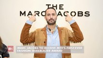 Marc Jacobs Gets An MTV Fashion Award