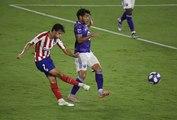 Amical - Atlético Madrid : La jolie frappe flottante de Joao Félix !