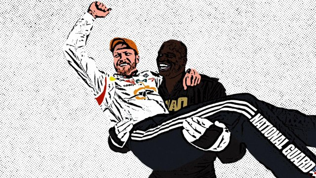 For Shaq and Dale Earnhardt Jr. Pride Comes Before the Fall