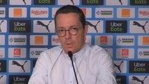 """Transferts - Eyraud : """"Optimiste pour Benedetto"""""""