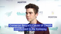 We Now Know What Killed Cameron Boyce