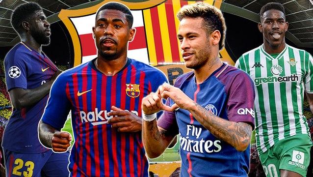 Journal du Mercato : le FC Barcelone met les gaz