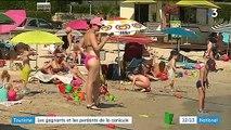 Canicule : les Français délaissent le sud de la France