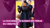Meghan Markle : cette robe hors de prix qu'elle a choisi de po...