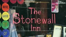 'We gotta keep fighting and yelling': New York drag queens on the legacy of Stonewall – video