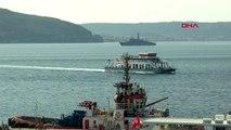 ÇANAKKALE Rus savaş gemisi Akdeniz'e iniyor