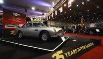 L' Aston Martin de James Bond va être vendue aux enchères