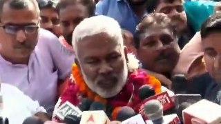 Uttar Pradesh BJP president Swatantra Dev Singh on BJP action against Kuldeep Singh Sengar