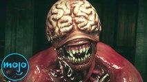 "TOP 10 der gruseligsten ""RESIDENT EVIL""-Monster"