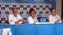 Mercato : le président de l'OM souhaite que Luiz Gustavo reste