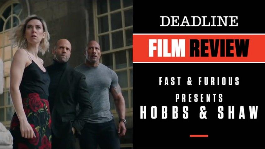 Fast & Furious Presents: Hobbs & Shaw review