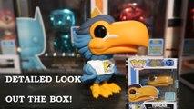 Toucan San Diego Comic Con Funko Pop SDCC Exclusive Vinyl Figure Mascot Review