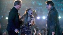 Ariana Grande bouleversée par sa rencontre avec son idole
