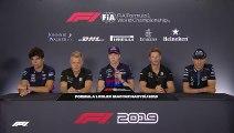 Hungarian Grand Prix: FIA pre-race press conference highlights