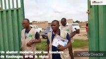 Développement des collectivités  Grâce au FPDCT, Koudougou dispose d'un abattoir moderne