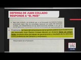 Lo acusan de transferir 120 mdd a cuentas privadas de Andorra   Noticias con Ciro Gómez Leyva