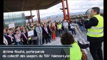 Alixan : le retour des TGV Valence-Lyon