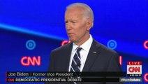 """Three Million Deportations"" Chant Interrupts Joe Biden at Democratic Debate"