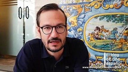Entrevista al director y guionista David Serrano en el Festival de Teatro Clásico de Mérida.