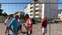 Chevigny-Saint-Sauveur : démolition de l'hôtel-restaurant Au Bon Accueil