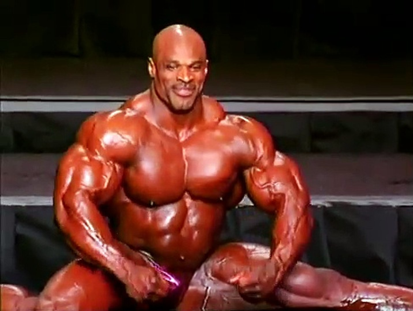 Ronnie Coleman Posing Video Dailymotion