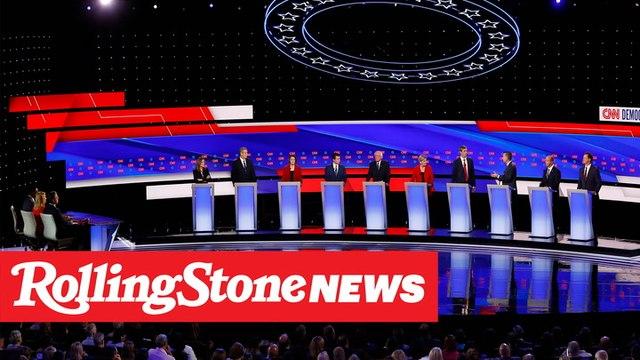 Democratic Debate Winners and Losers | RS News 8/1/19