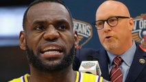 EX-Cavs GM BLASTS LeBron James Saying Building A Team Around Him Was MISERABLE!
