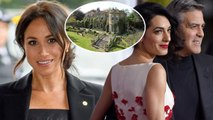 Meghan Markle Is Helping Amal To Decorate Her - George Clooney's UK Home