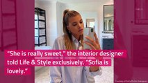 Scott Disick's 'Flip It Like Disick' Costar Willa Ford Gushes Over Sofia Richie: 'She Is Really Sweet'