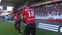 22/08/15 : Pedro Henrique (7') : Lyon - Rennes (1-2)