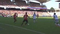 22/08/15 : Mehdi Zeffane (56') : Lyon - Rennes (1-2)